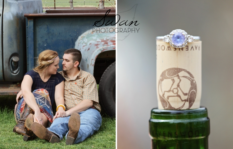 Wichita Falls engagement session, Swan Photography, Southern Jeweled, North Texas wedding photographer, affordable photographer, affordable wedding photographer, DFW photographer, engaged