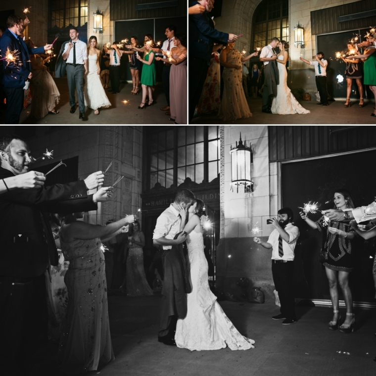 Swan Photography, DFW Wedding Photographer, North Texas Wedding Photographer, experienced wedding photographer, Wichita Falls wedding, 4th of July wedding, Hamilton Ballroom, Mayfield Events, white and gold wedding, ballroom wedding, Drink Up! bartending, Texas Best BBQ, wedding photography, First Look, Sparkler sendoff, grand exit, sparklers