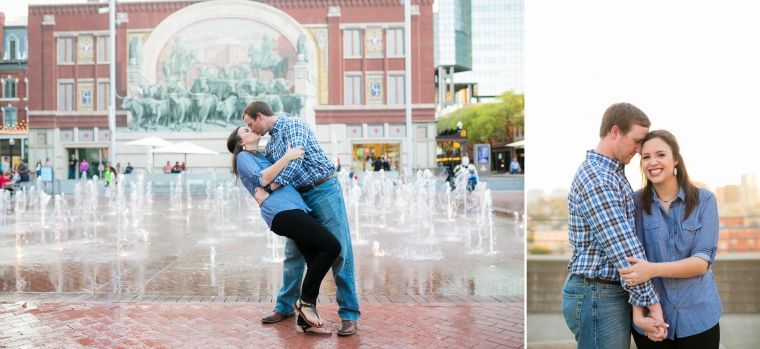 Swan Photography, DFW Wedding Photographer, DFW Portrait Photographer, Fort Worth Wedding Photographer, Dallas Wedding Photographer, Wichita Falls Wedding Photographer, Texas Wedding Photographer, Destination Wedding Photographer, Best Wedding Photographer in Fort Worth, Sundance Square Engagement Session, Engagement Portraits, Natural light engagement portraits, urban engagement session, spring engagement session, sunset engagement session
