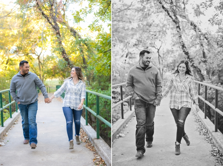 Benbrook Engagement Session, Swan Photography