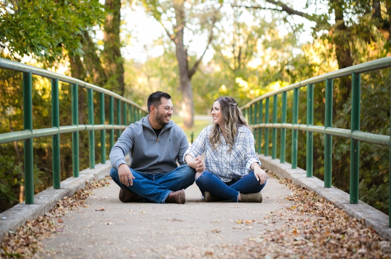 Benbrook Engagement Session